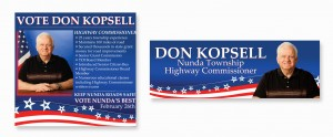 Don Kopsell Facebook Page Graphics