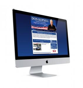 Website for Don Kopsell