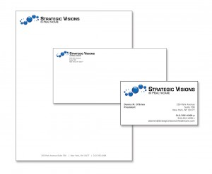 Strategic Vision in Healthcare Stationary